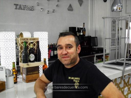 Rafael Rodríguez y Diamante Tapas