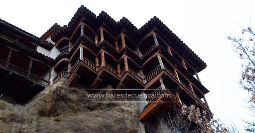 ¿Quien será el primero en volver a comer en el Restaurante de Las Casas Colgadas de Cuenca?