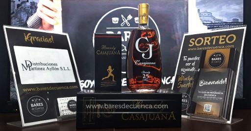 Brandy Casajuana   Distribuciones Martínez Ayllón