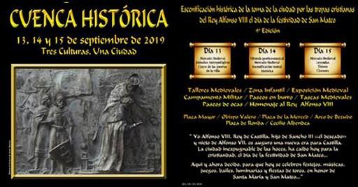 Cuenca Histórica 2019
