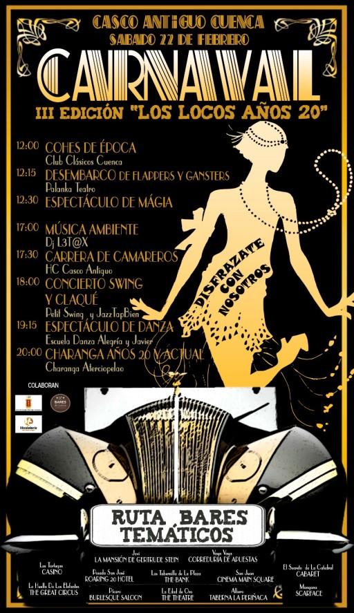 Carnaval, III edición