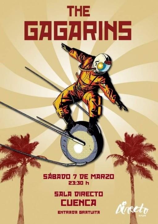 The Gargarins en Directo Cuenca
