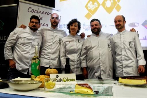 II Edición de Gastronomía con Origen Cuenca