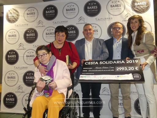Gala 2020 de Parkinson Cuenca y Bares de Cuenca