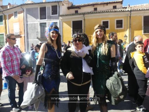 Carnaval Los locos años 20