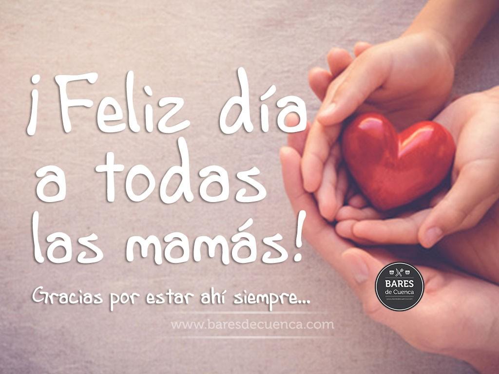 No me, no me… que te, que te… ¡Felicidades a todas las mamás!