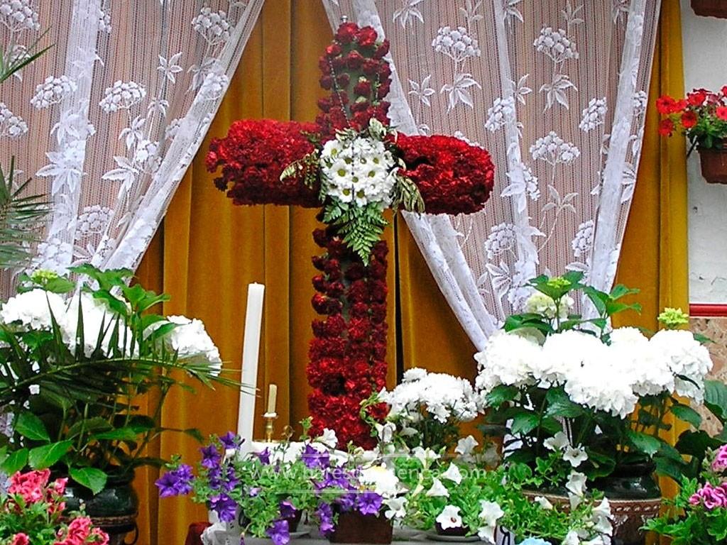 3 de mayo, festividad de la Cruz en Granada