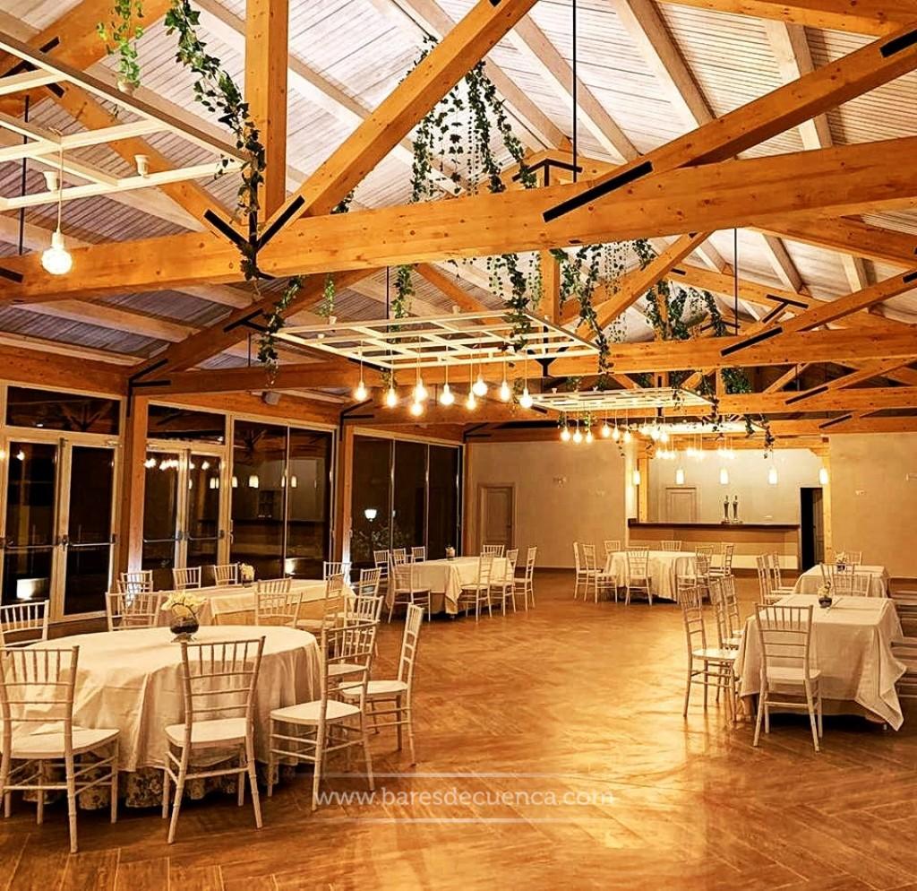 Un salón más para vuestras bodas, bautizos, comuniones y eventos en general