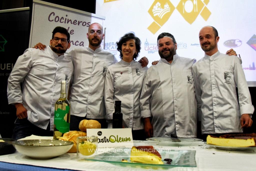 Así ha sido la II Edición de Gastronomía con Origen Cuenca...