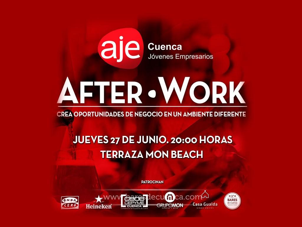 LLega a cuenca la segunda edición de After Work
