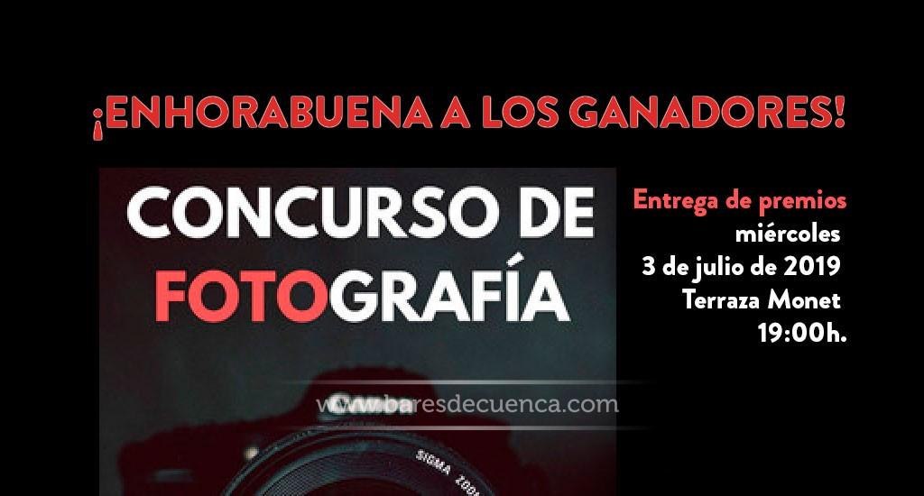 Resultado del concurso de fotografía Intergeneracional de Parkinson Cuenca y Bares de Cuenca