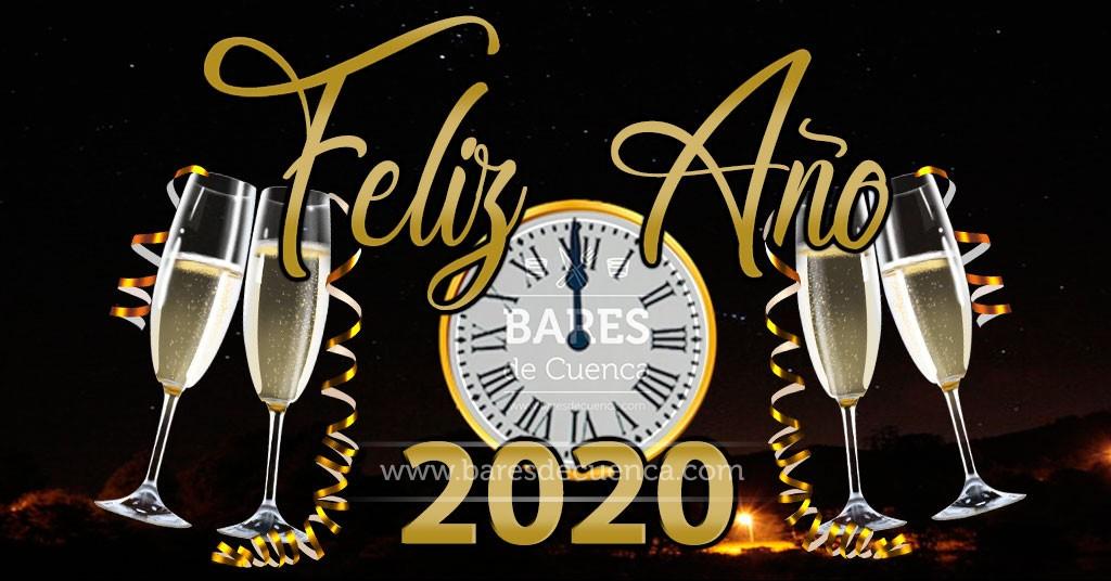 !Feliz 2020! Un año lleno de buenas sorpresas para todos...