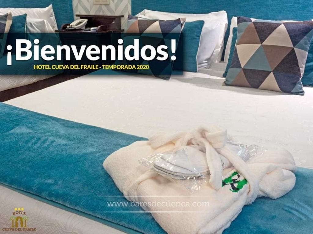 Hotel Cuenca del Fraile abre su temporada 2020