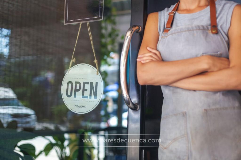 Sigue informado de los bares y restaurantes abiertos