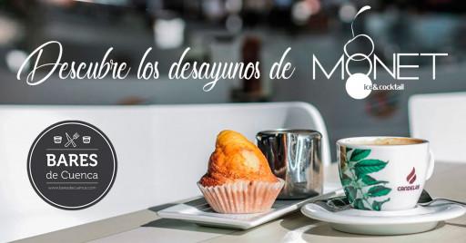Desayunos con café ecológico y mucho más... | Monet Terraza