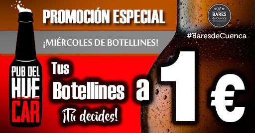 Los Miercoles de Botellines | Pub del Huécar